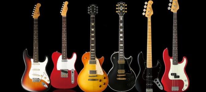 エレキギター : Fujigen のテレキャスターについてのレビュー