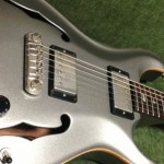 [レビュー]エレキギター:PRS,Paul Reed Smith:hollowbody metallicについて