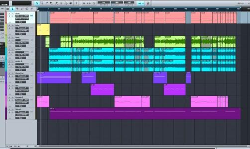 DTM ソフト: PreSonus Studio One VERSION2についてのレビュー