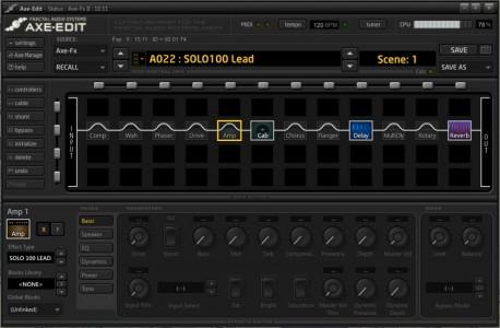 Fractal Audio axe fx2についてのレビュー