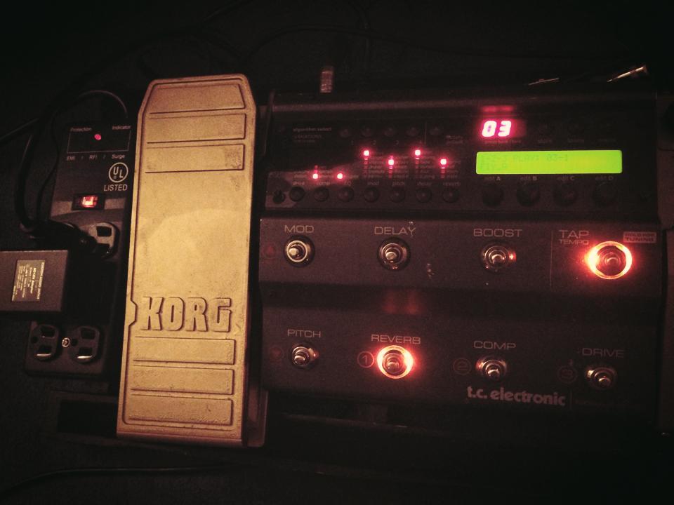 TC Electronic NOVA SYSTEM、