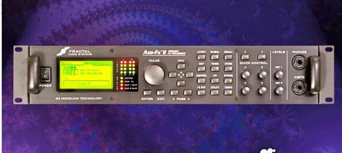 FractalAudioaxefx2についてのレビュー