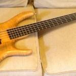 [レビュー]5弦ベース:KenSmithについてのレビュー