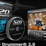 [レビュー]ドラム音源:SUPERIOR DRUMMER2.0について