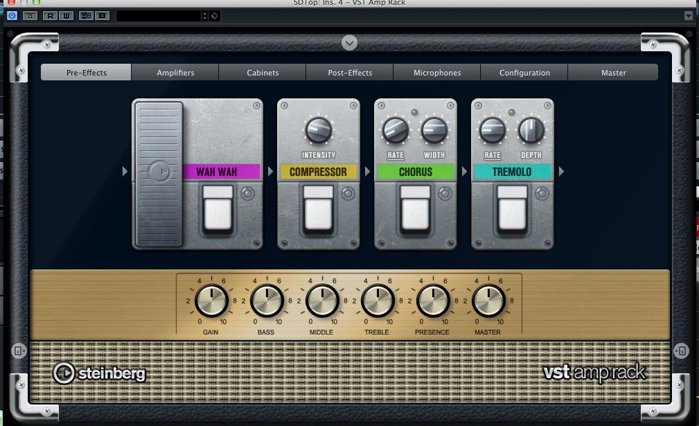 DTMソフト:Cubase7について
