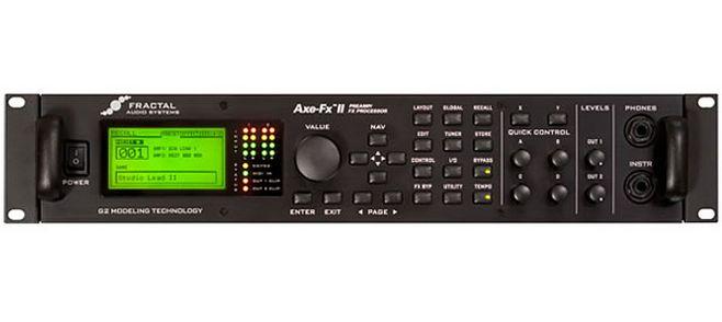 [レビュー]FRACTAL AUDIO AXE-FX2,Pod XT PROとの比較編