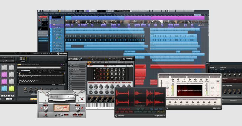 [News!]DTMソフト:Steinberg Cubase7.5をリリース!!