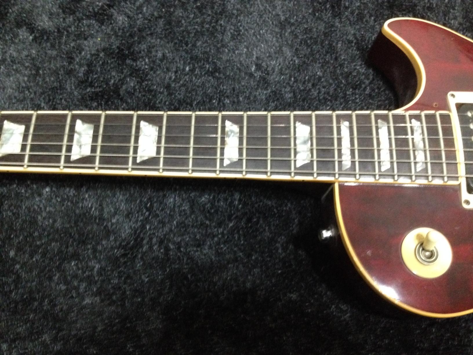 [レビュー] エレキギター:Gibson レスポールスタンダードについて