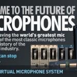 NAMM2014特集 Slate Digitalから往年のマイクの質感をシミュレートするVIRTUAL MICROPHONE SYSTEM登場!