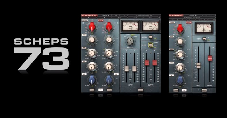 [News]WavesからNeve1073プラグインScheps 73リリース!