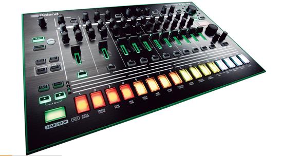 NEWS!ROLAND [AIRA]4製品発表!!懐かしのTR-808サウンドも!