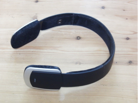 BluetoothヘッドセットJabra :HALO2 とBluetoothイヤホンにもなる Clipperのレビュー
