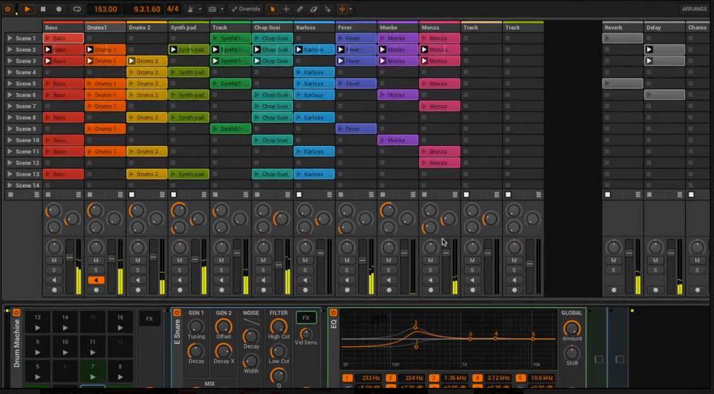 NAMM2014!新しいDAW:Bitwig Studioが気になる7つのポイント