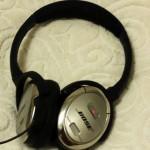 BOSEノイズキャンセリングヘッドホン Quiet Comfort 3 のレビュー