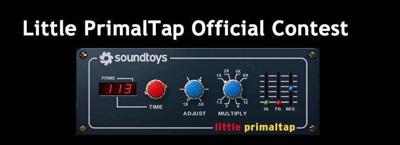 SoundToys、Lexiconの名機Prime Timeをベースに開発されたディレイ・プラグイン、「Little PrimalTap」を無償配布中