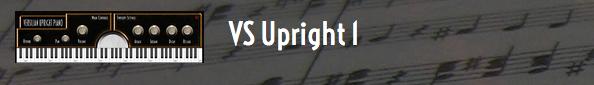 Versilian Studios、アップライト・ピアノをサンプリングしたピアノ音源、「VS Upright 1」の無償配布を開始…… Mac/Windows両対応!