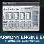 ハーモニー生成プラグイン:Antares Harmony Engine  Evoについてのレビュー