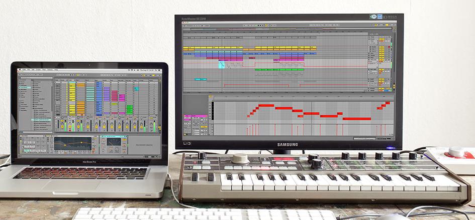Ableton Live9が9.1.2にバージョンアップ!AKAIの最新型コントローラーに対応!