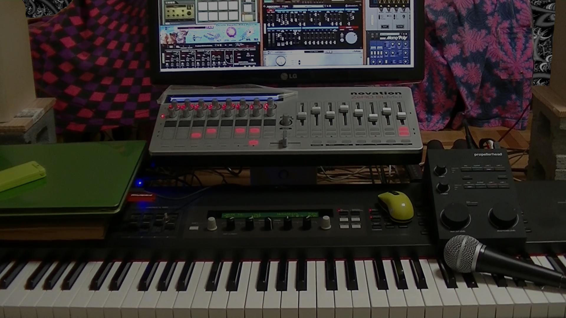 Propellerhead Reasonのレビュー〜音楽制作環境の革命〜