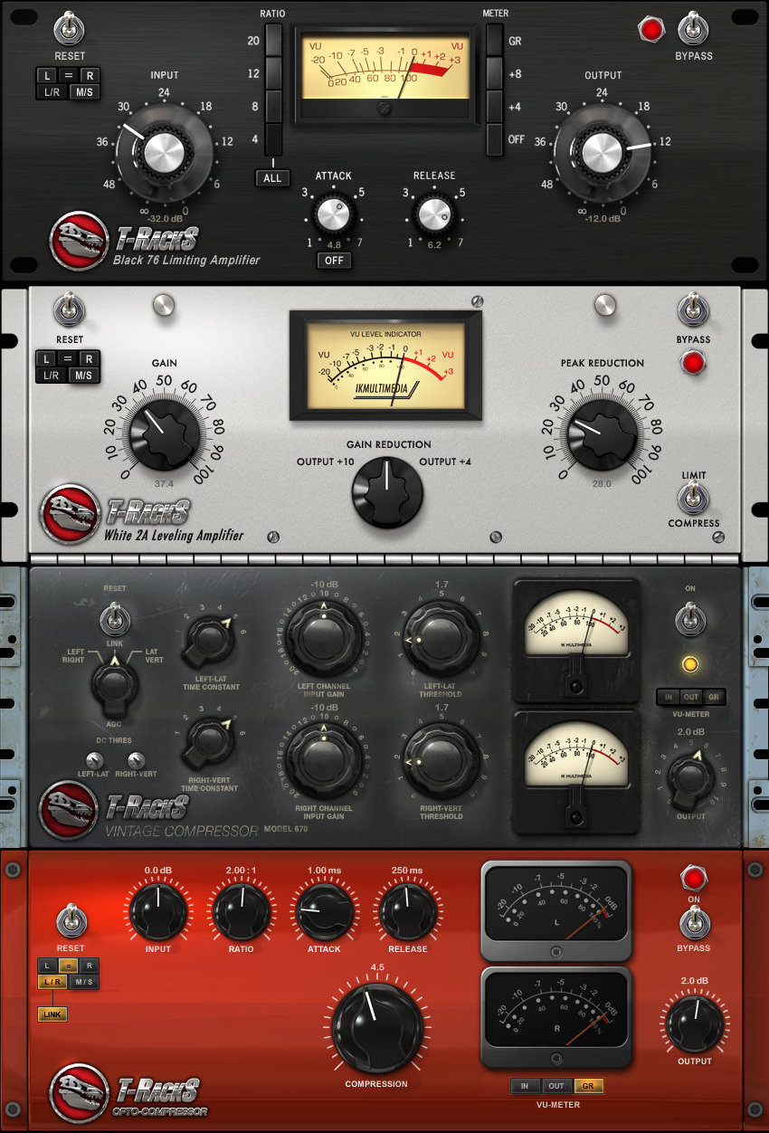 Vintage Compressors Bundle