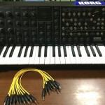 KORG(コルグ)アナログキーボードMS-20miniについてのレビュー
