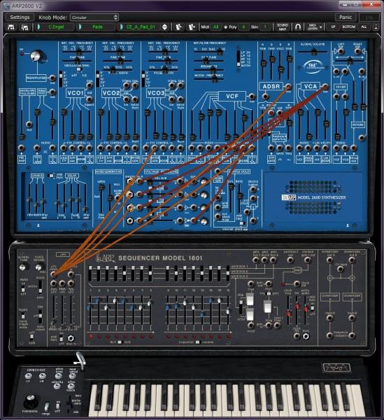 ARP2600 V2