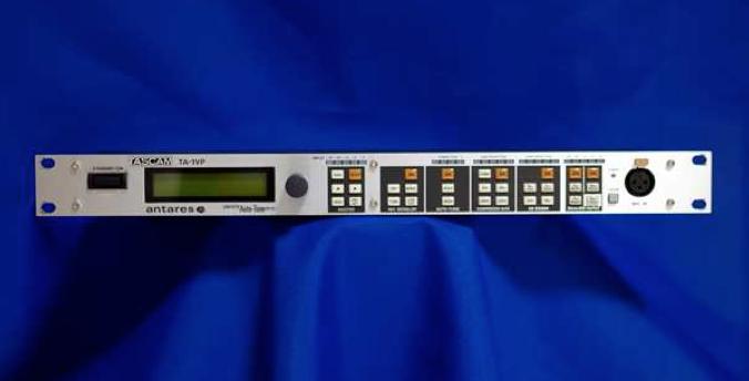 マイクプリTASCAM TA-1VPのレビュー