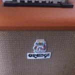 ギターアンプORANGE CRUSH 15Rのレビュー