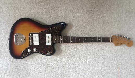 Fenderjazzmaster
