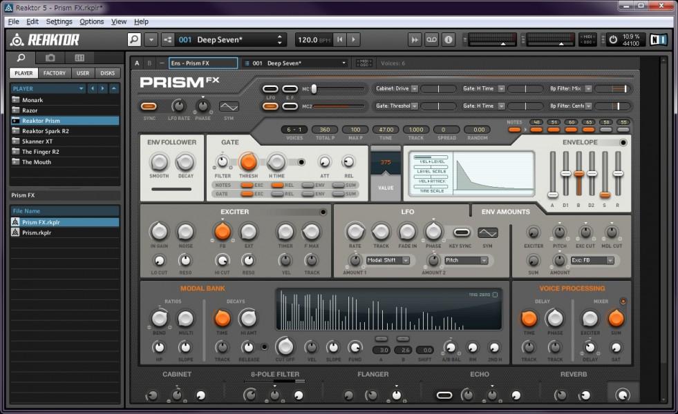 PRISM FX