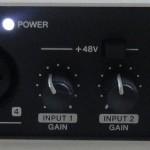 USBオーディオインターフェイスSteinberg UR44のレビュー