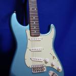 ギターを改造して音を良くしよう!Bacchus(バッカス)ギター BST-350R LPB(レイクプラシッドブルー)
