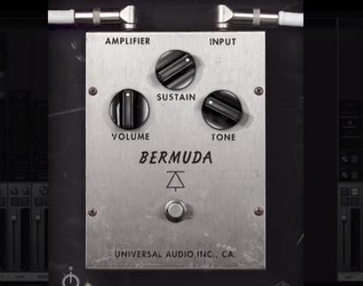 Universal Audio、UAD-2 ソフトウェアv8.0発表!ギタープラグインも!6