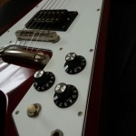 エレキギター:EDWARDS E-FV-100Dのレビュー