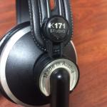 モニターヘッドホンAKG K171 Studio のレビュー