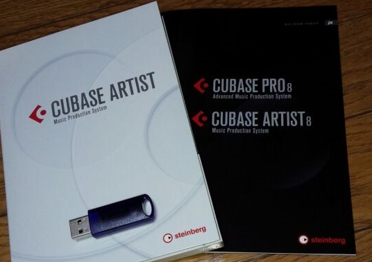 DAWソフト:Steinberg Cubase Artist 8のレビュー