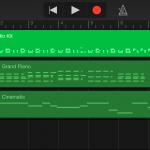 iPhoneで音楽制作する方法