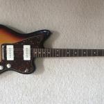 エレキギター:フェンダージャパンジャズマスターのレビュー