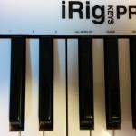 MIDIキーボード IK Multimedia iRig KEYS PROのレビュー