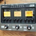 マルチエフェクター:ZOOM G3(Version 2.0)のレビュー
