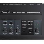 オーディオインターフェイスRoland TRI-CAPTUREのレビュー